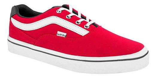 Sneaker Casual Textilsintético 2wink Niño Rojo J72619 Udt