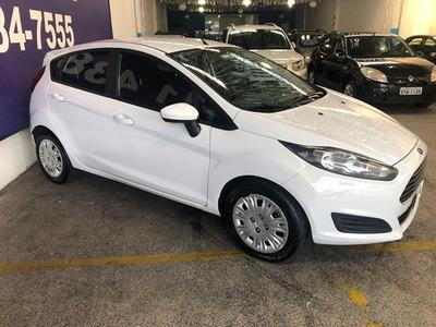 Ford Fiesta 1.5 S Flex 5p - Montes Car