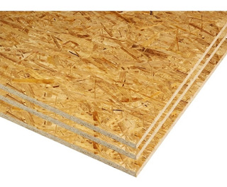 Placa Osb 8mm 1,20x2,44 Multiplac No Estructural Decorativa