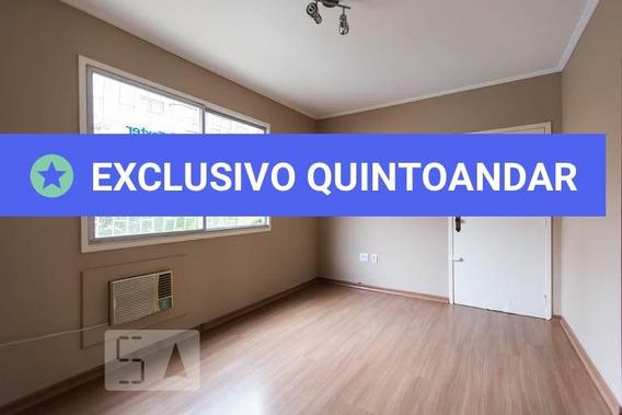 Apartamento No 2º Andar Mobiliado Com 1 Dormitório - Id: 892930221 - 230221