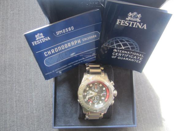 Reloj Festina Nuevo Original Tour De France 16177