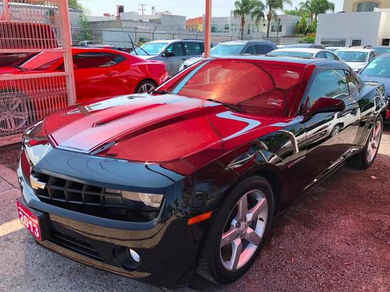 Chevrolet Camaro Lt Auto V6 2013 Credito Recibo Auto Financi