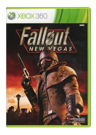 Fallout New Vegas - Xbox 360 / Xbox One - Usado - Física