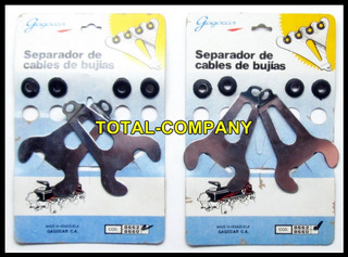 Sujetador Para Cables De Bujia V-8 Cilindros Marca Gagocar
