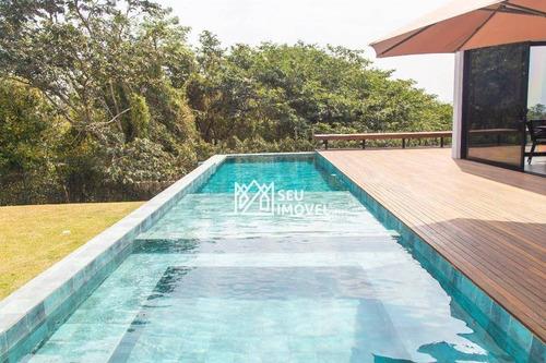 Imagem 1 de 30 de Casa Com 3 Dormitórios À Venda, 450 M² Por R$ 3.500.000,00 - Condomínio Parque Ytu Xapada - Itu/sp - Ca2049