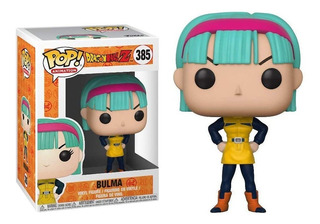 Funko Pop Bulma #385 Dragon Ball Z Regalosleon