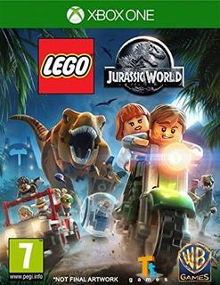 Lego Jurassic World Xbox One Nuevo Sellado Envio Gratis