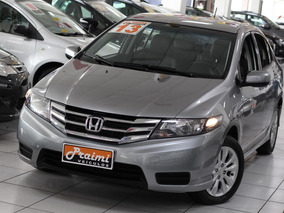 Honda City 1.5 16v Flex Lx Automático 2013
