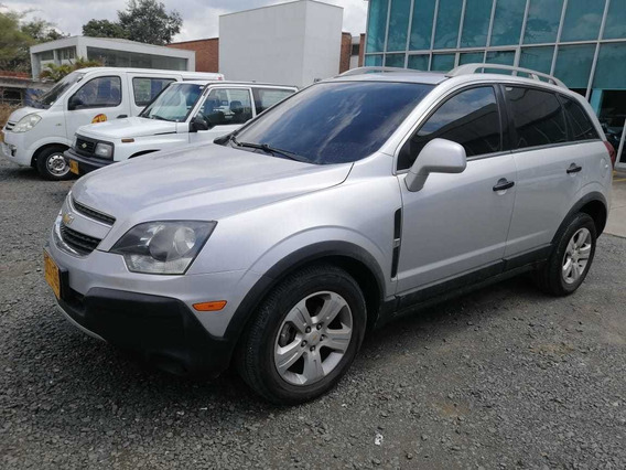 Chevrolet Captiva Sport 2.4cc Ct 2015