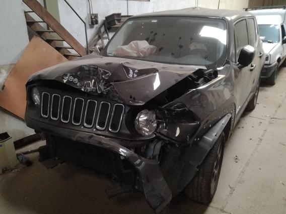 Jeep Renegade De Baja!!!