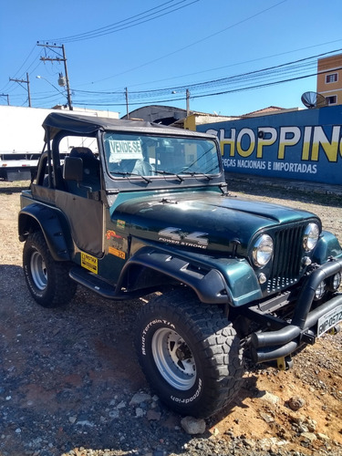 Jeep Willys Troller