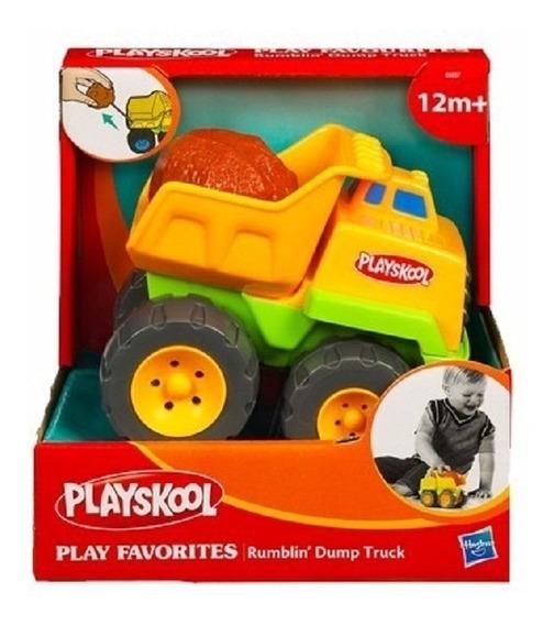Playskool Camion De Volteo Saltarin