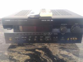 Receiver Yamaha Modelo Rx-v995 Com Controle.