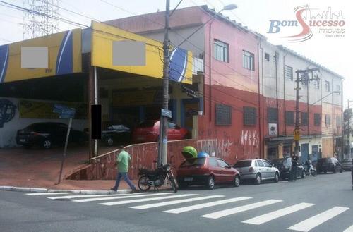 Imagem 1 de 4 de Prédio À Venda, 1200 M² Por R$ 2.340.000,00 - Parque São Lucas - São Paulo/sp - Pr0043