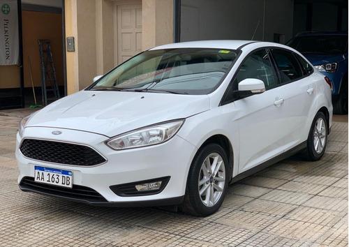 Ford Focus Focus 1.6 4p S 2016