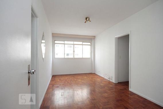 Apartamento No 3º Andar Com 2 Dormitórios E 1 Garagem - Id: 892987502 - 287502