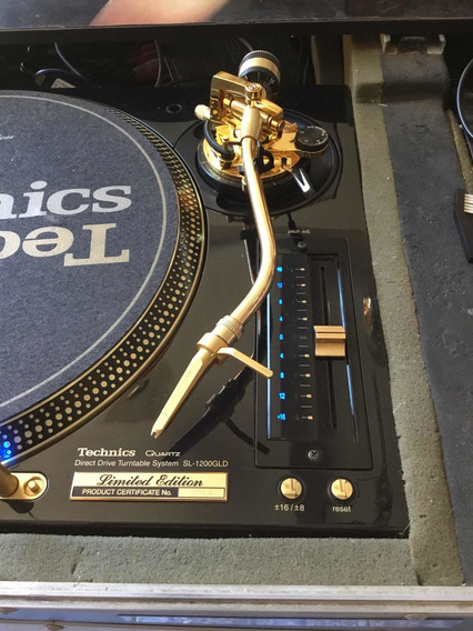 Technics Gold Sl1200