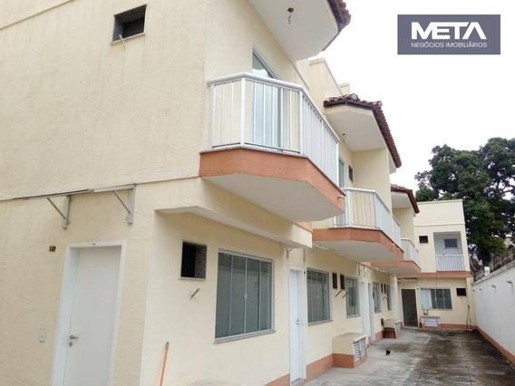 Casa Com 3 Dormitórios À Venda, 100 M² Por R$ 300.000 - Madureira - Rio De Janeiro/rj - Ca0009
