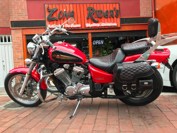 Honda Shadow Vlx 600 1999 Ediccion Especial