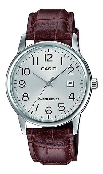 Relógio Casio Masculino Classic Mtp-v002l-7b2udf