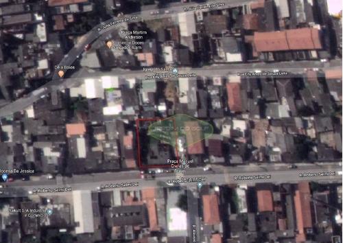 Terreno À Venda  Bairro Guarapiranga Sp - Te0057