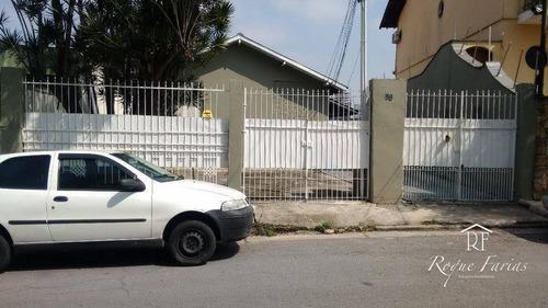 Casa Com 4 Dormitórios Para Alugar, 180 M² Por R$ 3.000/mês - Vila Campesina - Osasco/sp - Ca0717