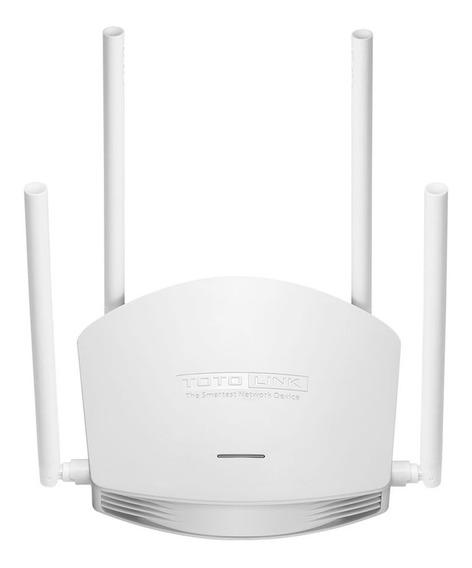Router Inalambrico Rompemuros Largo Alcance Totolink N600r