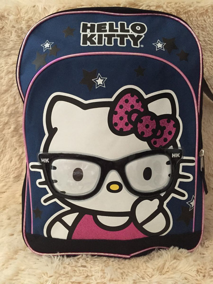 Mochila Escolar Importada Infantil Menina Hello Kitty