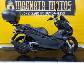 Honda Pcx 150 Preta - 2015 - Km 26 000