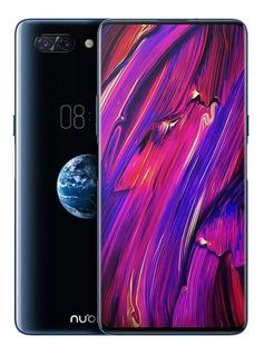 Nubia X Tela Dupla 6.26 E 5.1 64gb 6gb Ram Azul 2700 A Vista