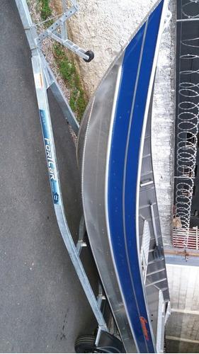 Barco 6m Com Boca De 1.70 Borda De 0.64 E Carreta