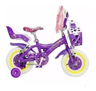 Bicicleta Para Nenas R12 X-terra Rock Star .