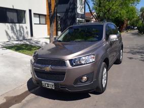Chevrolet Captiva 2.4 Ls Mt Fwd 167cv 2015