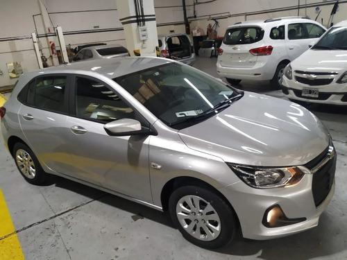 Chevrolet Onix 1.2 Lt Tech Financiación  Tasa 0%