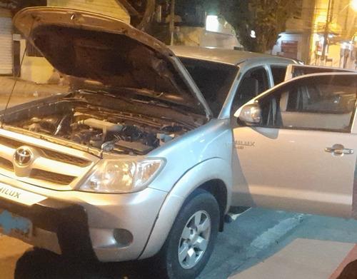 Toyota Hilux 2006 2.5 Cab. Dupla 4x4 4p