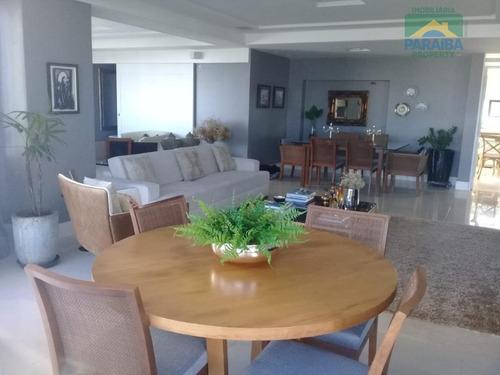 Imagem 1 de 15 de Apartamento Vistamar  À Venda - Brisamar - João Pessoa - Pb - Ap1269