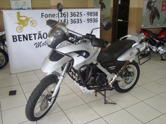 Bmw G 650 Gs Cinza 2011