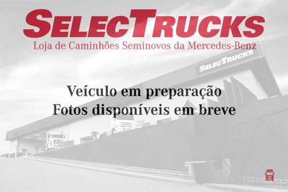 Vw 15.190 2014 Baú Selectrucks