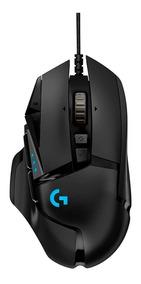 Mouse Gamer Logitech G502 Hero 11 Botones Usb 16000dpi