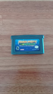 Juego De Nintendo Game Boy Advance Mario Party Advance