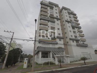 Apartamento Em Fião Com 2 Dormitórios - Vr29223