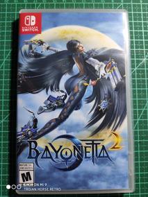 Jogo Bayonetta 2 Nintendo