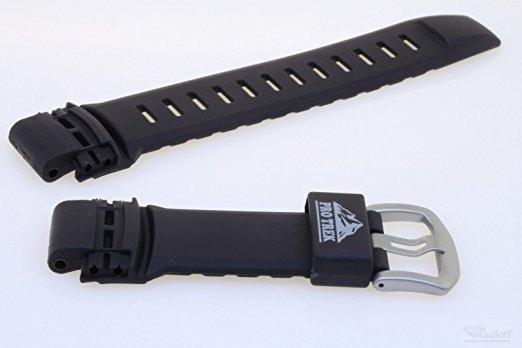 Casio 10390035 Resina Banda De Reloj F / Protrek Prg250-1 Pr