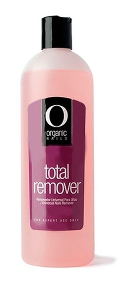 Removedor Universal Para Uñas 120ml By Organic Nails