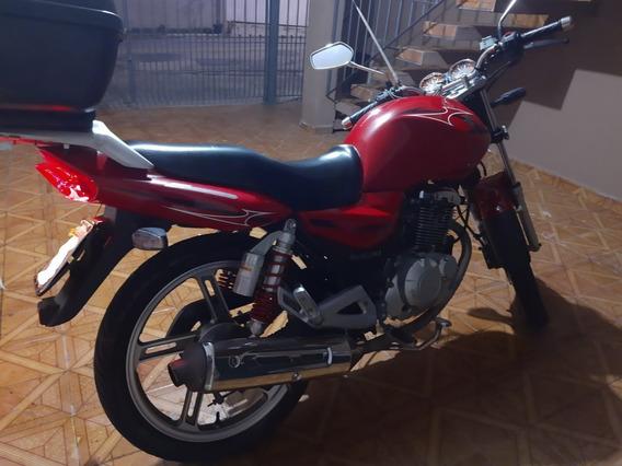 Suzuki Gsr 150i Vermelha