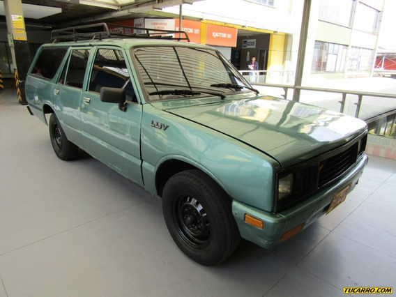 Chevrolet Luv 1600 4x2