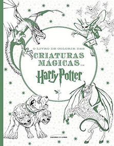 O Livro De Colorir Das Criaturas Mágicas Francisco Sória Tr