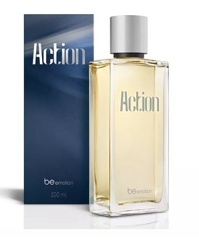 Perfume Masculino Action - Be Emotion