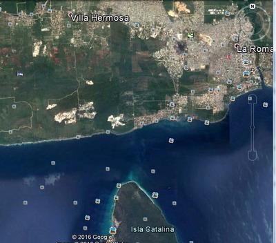 La Romana, Frente A Isla Catalina 30,000 M2
