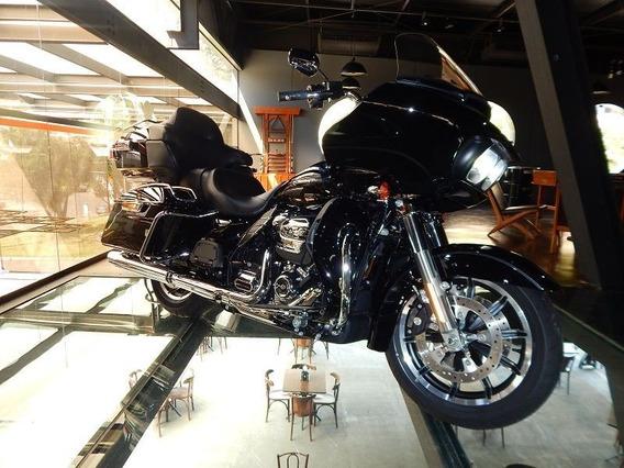 Harley-davidson Road Glide Ultra 2018 Preta